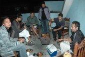 Rajiv, Pujan, Suvit, Anish, Sarad