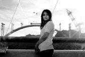 Reji at Hover Dam, Las Vegas/Arizona