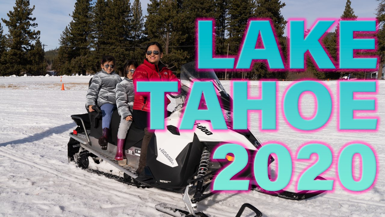 Lake Tahoe 2020